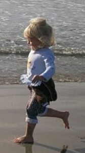 Laila-running