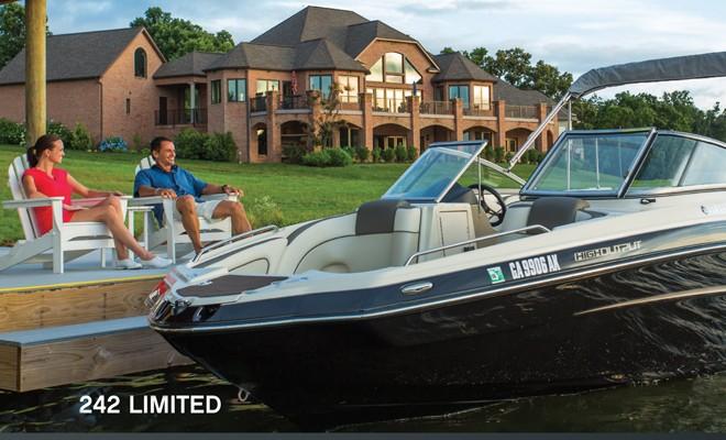Bayside Jet Drive boat