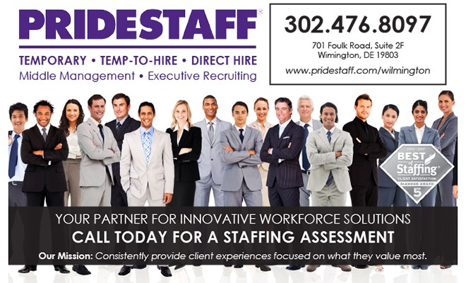 PrideStaff Wilmington