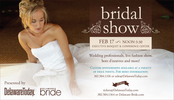 Bridal Show Ad for Womens Journal.indd