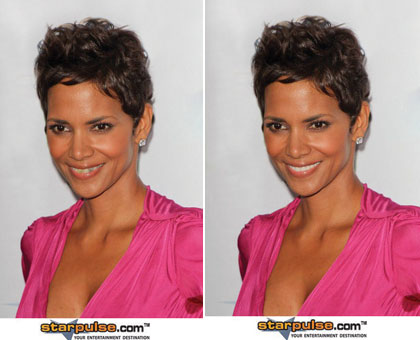 Even Halle Berry appears unappealing when her smile is not healthy and attractive.