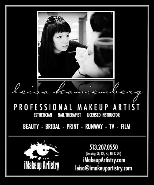 iMakeup Artistry Placement Ad