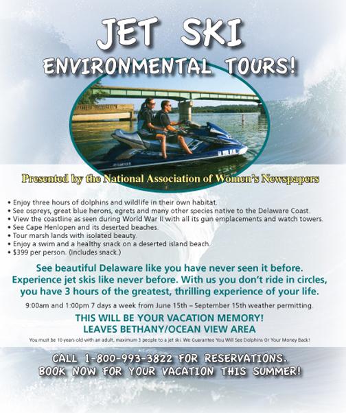 Jet Ski Environmental Tours.indd
