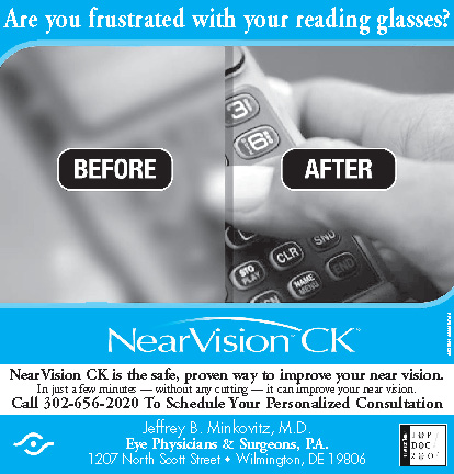Frustrated By Wearing Reading Glasses?, The Women's Journal