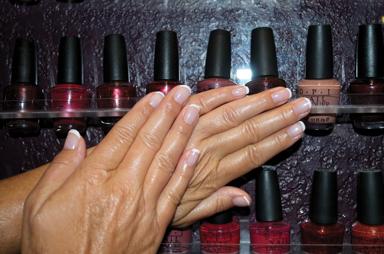 The Shellac Nail Craze – Perfect For Natural Nails