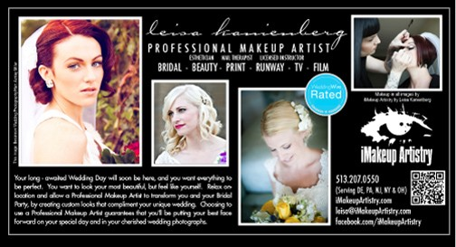Professional Makeup Artist, The Women's Journal