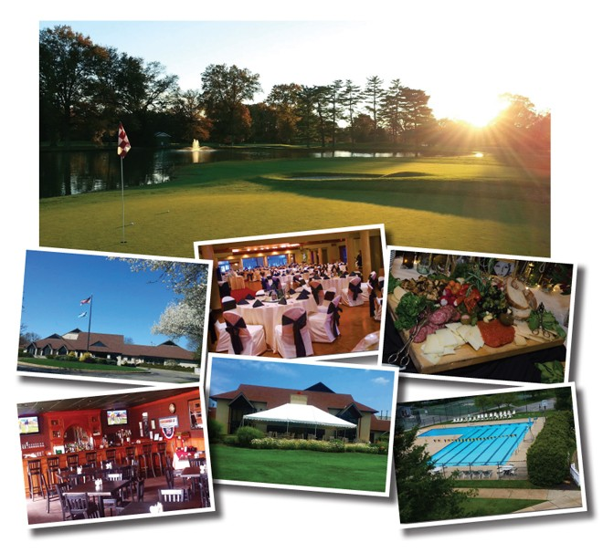 Women Benefit From Country Clubs Too…
