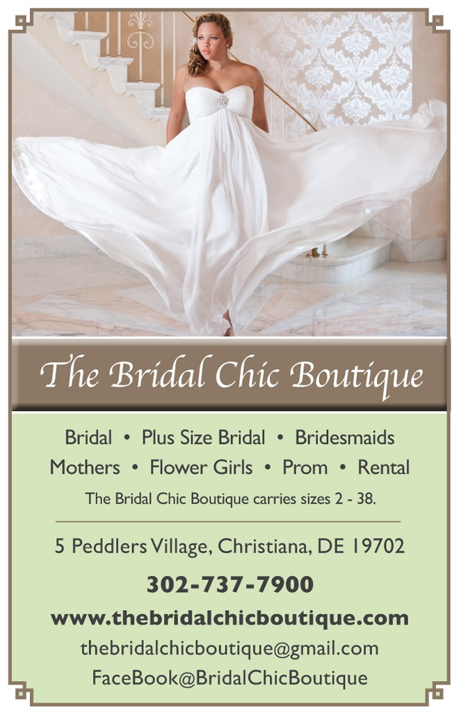 Will You Be Bridal Chic?, The Women's Journal