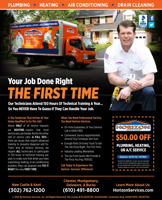 Your Job Done Right… The First Time.