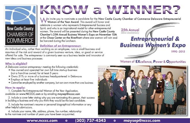 Know A Winner?, The Women's Journal