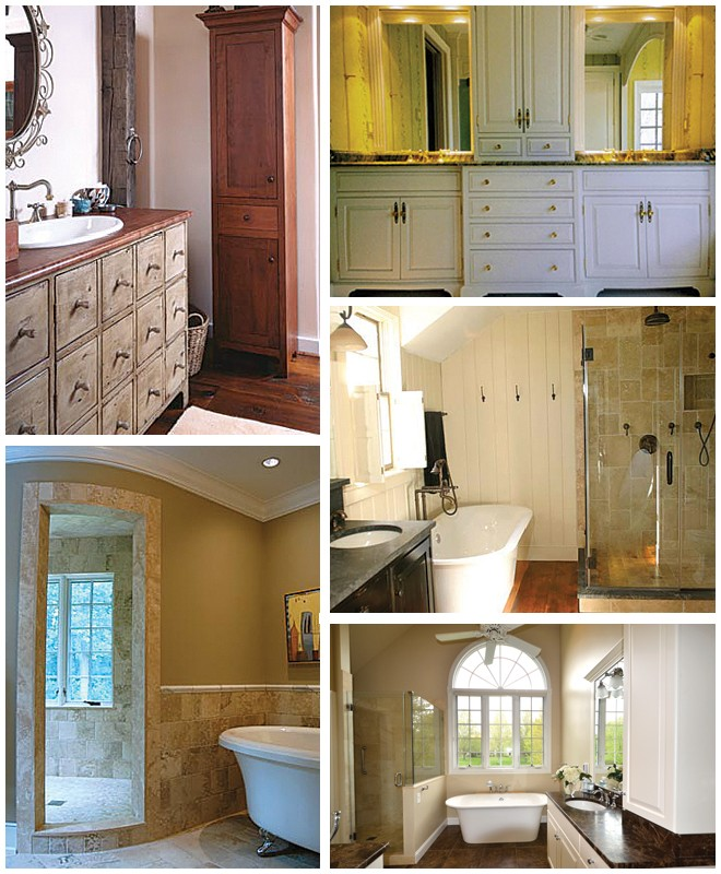 Top Four Mistakes To Avoid When Remodeling A Bathroom, The Women's Journal