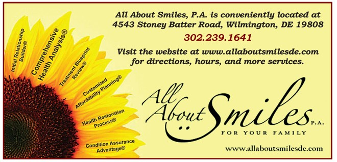 All About Smiles ad jfm16