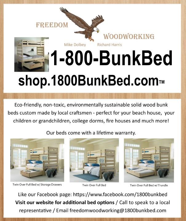 Bunk Beds!, The Women's Journal