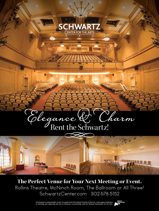 Rent The Schwartz!, The Women's Journal
