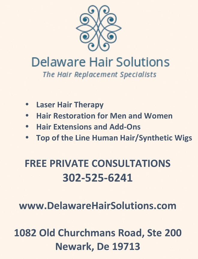 """Delaware Hair Solutions – """"A Client Story"""""""