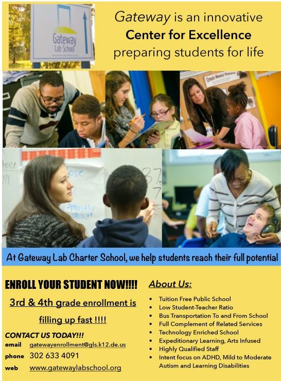 "Gateway Lab Charter School ""Achieving Success"""
