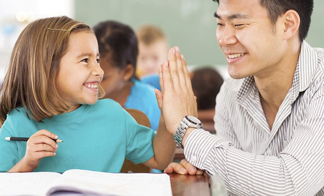 The Good Teacher*, The Women's Journal