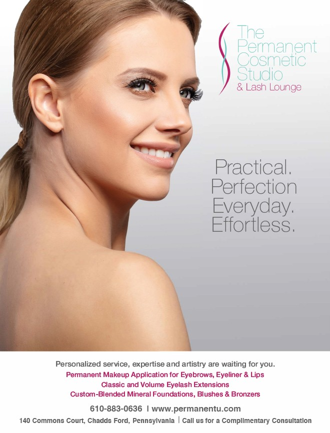 Permanent Cosmetics At Every Age, The Women's Journal