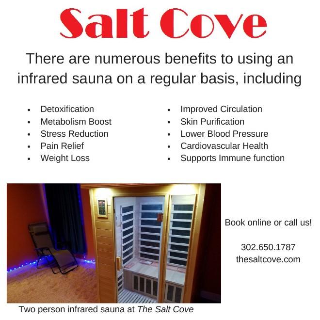 Restore Your Health In An Infrared Sauna