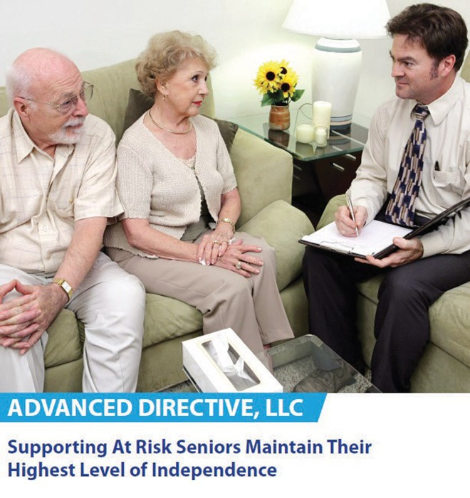 Advancements Offering Seniors Security At Home