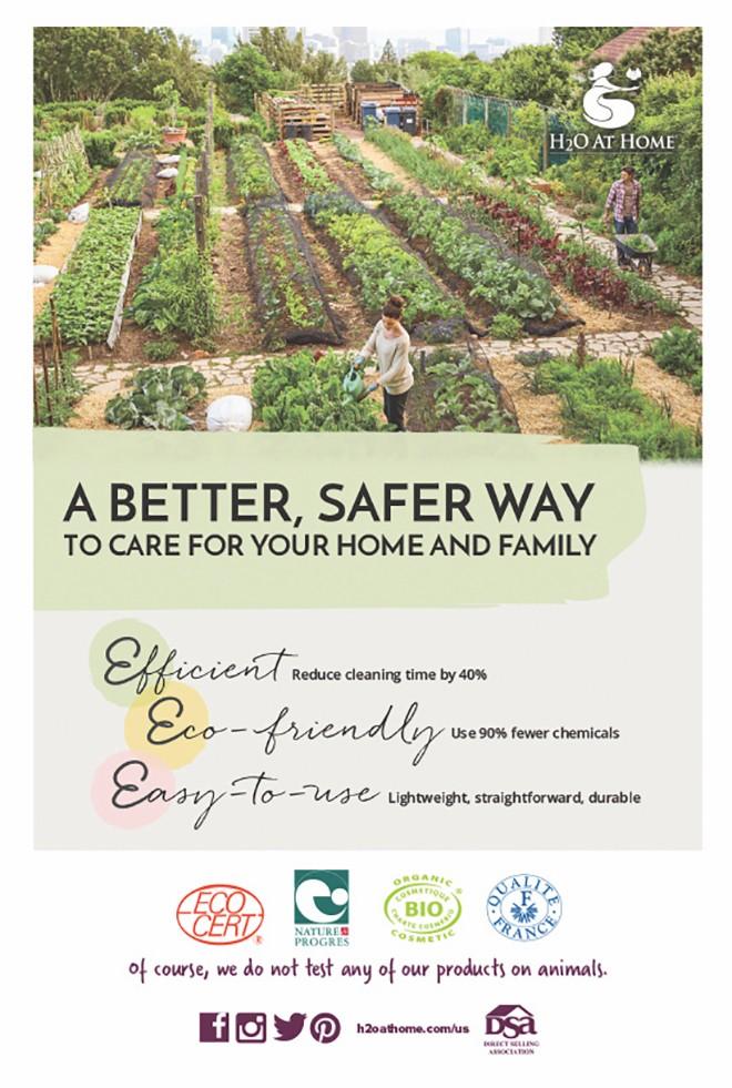 Clean Green, Save Green, Earn Green, The Women's Journal