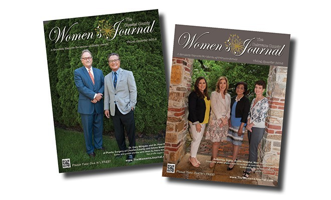 Chester & Delaware Counties People In Profile Third Quarter 2018, The Women's Journal