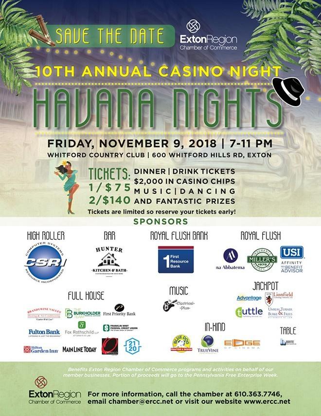 Havana Nights, The Women's Journal