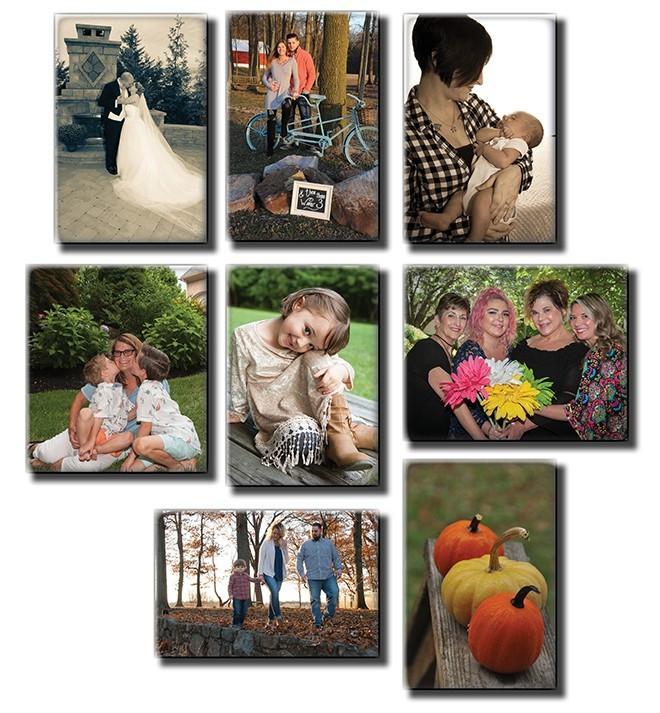 Fall In Love with Memories by Debra Zeccola Photography, The Women's Journal