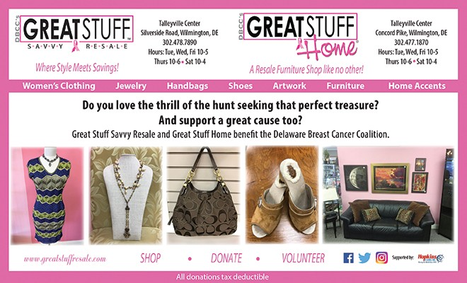 The Great Stuff Resale Shops  Are Ready For Fall & For You!