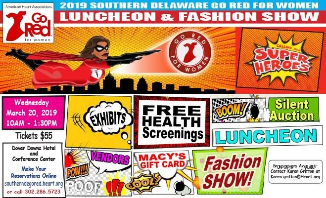 Luncheon & Fashion Show