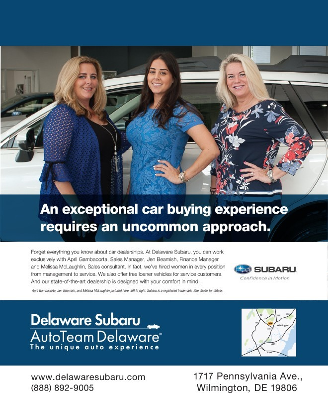 An exceptional car buying experience requires an uncommon approach, The Women's Journal