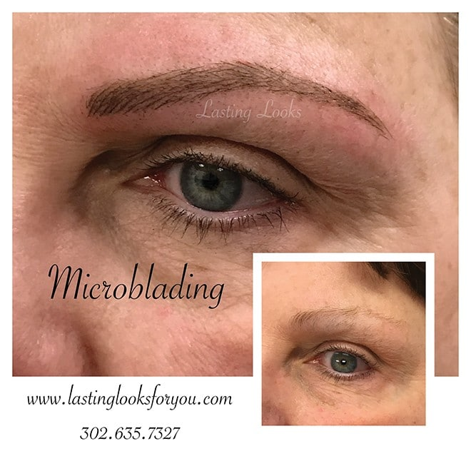 Trendy Vs. Traditional? Microblading Vs. Shaded Brow?