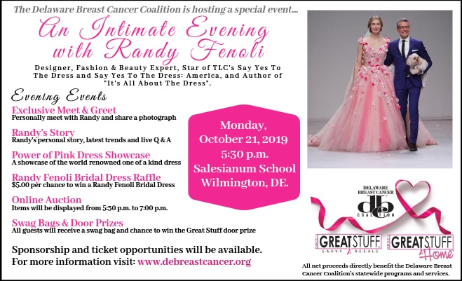 An Intimate Evening With Randy Fenoli, The Women's Journal