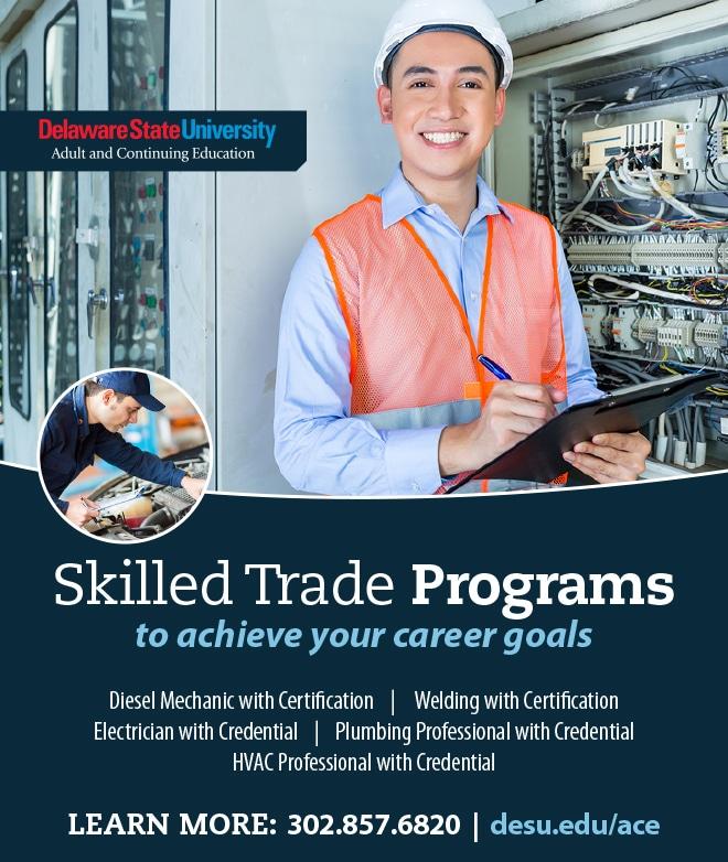 Skilled Trade Programs