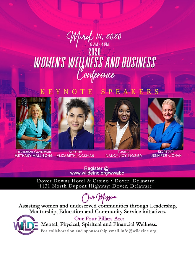 Women's Wellness & Business Conference