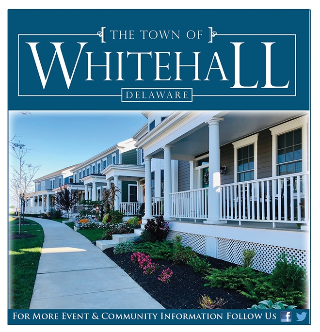Whitehall Could Be Your New Hometown!, The Women's Journal