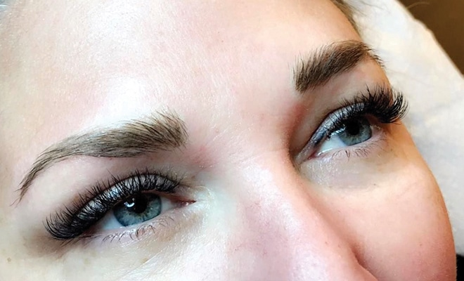 Eyelash Extensions On Your Big Day, The Women's Journal