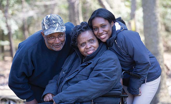 Love (& Easterseals) Can Keep Us Together, The Women's Journal