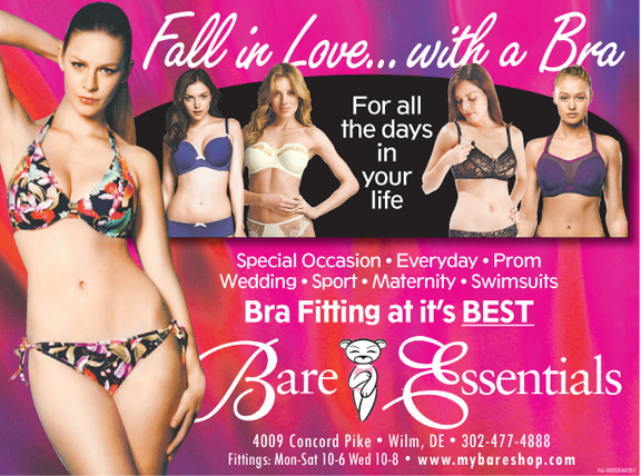 A Little More Lift?  A Flawless Silhouette?  Great Cleavage? Shape Solutions From Bare Essentials