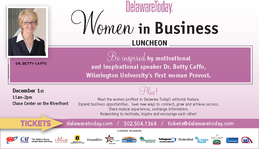 Delaware Today – Women In Business Luncheon, The Women's Journal