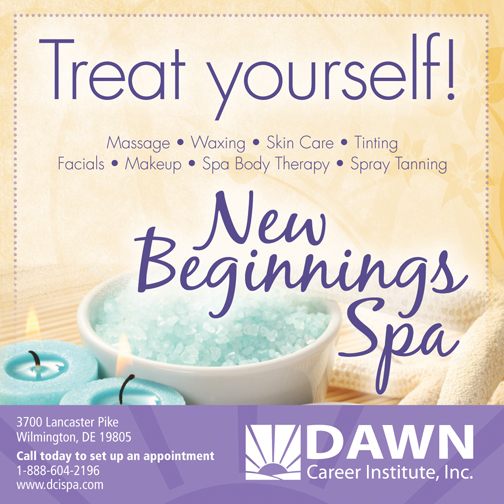 For Relaxed Gift-Giving This Holiday Season! Head To Your Local Spa