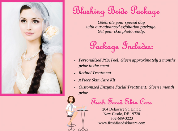 Skin Care For Brides