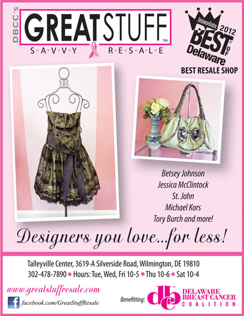 Cheers To Great Stuff Savvy Resale In Celebration Of Its 2-Year Anniversary!