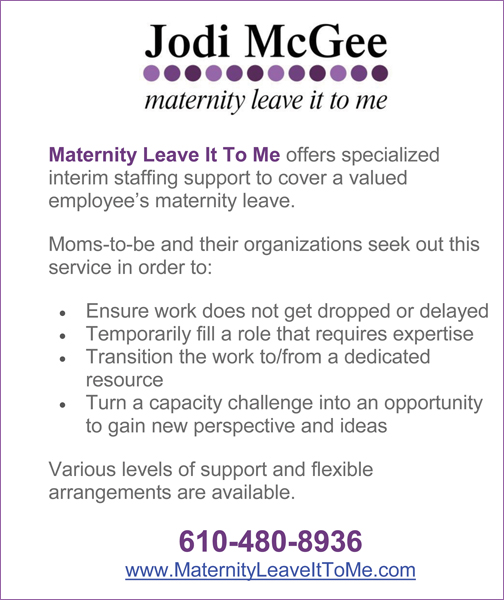 Turning Maternity Leave Into A Career, The Women's Journal