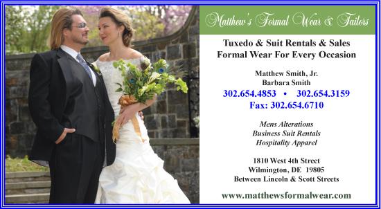 Matthews Formal Wear