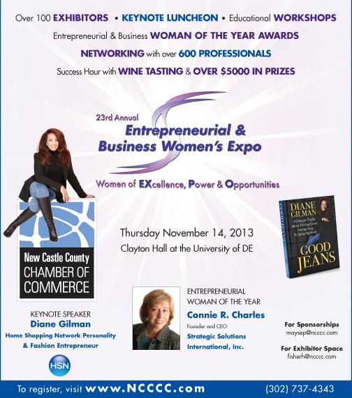 Entrepreneurial & Business Women's Expo