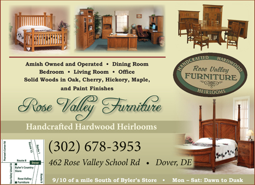 Visit Rose Valley Furniture   For all the right reasons…