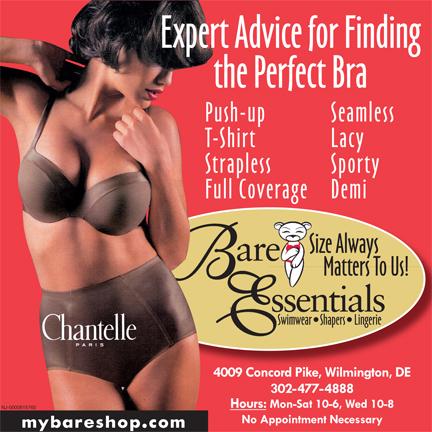 Bare Essentials – Where Bra Fashion Gets Personal