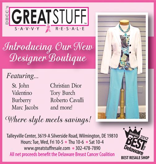 Have you heard about Great Stuff? Hey, have you been to Great Stuff? Where? What's Great Stuff?, The Women's Journal