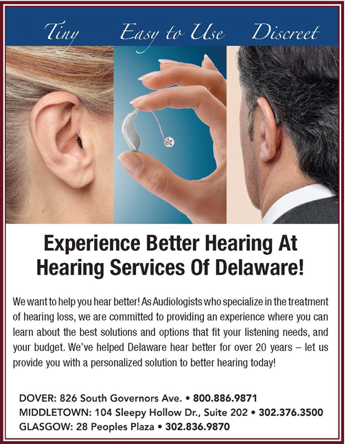 Helping Delaware Hear Better for Over 20 Years!